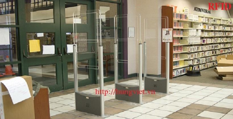 Cổng an ninh, cổng từ an ninh shop thời trang